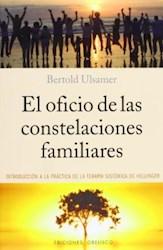 Libro Oficio De Las Constelaciones Familiares