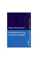 Papel EVALUACION DE LOS SERVICIOS SOCIALES