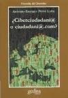Libro Ciberciudadania O Ciudadania.Com ?