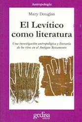 Papel Levitico Como Literatura, El