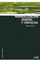 Papel MUNDIALIZACION SABERES Y CREENCIAS