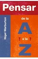 Papel PENSAR DE LA A A LA Z
