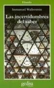 Papel Incertidumbres Del Saber, Las