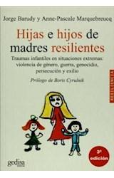 Papel HIJAS E HIJOS DE MADRES RESILIENTES