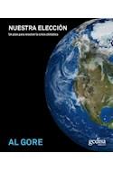 Papel NUESTRA ELECCION UN PLAN PARA RESOLVER LA CRISIS CLIMATICA