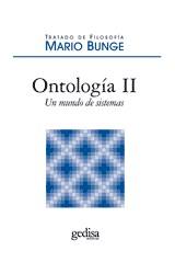 Papel ONTOLOGIA II (UN MUNDO DE SISTEMAS)