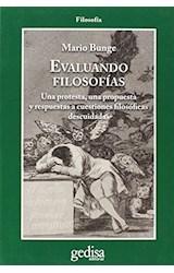 Papel EVALUANDO FILOSOFIAS