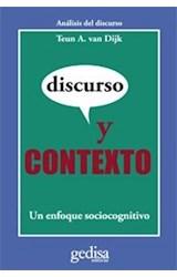 Papel DISCURSO Y CONTEXTO