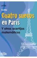 Papel CUATRO SUECOS EN PARIS Y OTROS ACERTIJOS MATEMATICOS