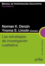 Papel MANUAL DE INVESTIGACION CUALITATIVA VOL.III