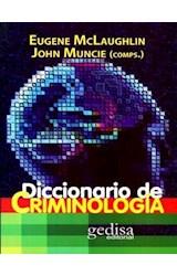Papel DICCIONARIO DE CRIMINOLOGIA