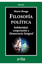 Papel FILOSOFIA POLITICA