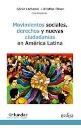Papel MOVIMIENTOS SOCIALES, DERECHOS Y NUEVAS CIUDADANIAS EN AMERI