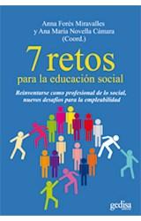Papel 7 RETOS PARA LA EDUCACION SOCIAL REINVENTARSE COMO PROFESIONAL DE LO SOCIAL NUEVOS DESAFIO