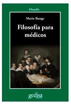 Papel FILOSOFIA PARA MEDICOS