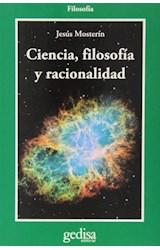 Papel CIENCIA, FILOSOFIA Y RACIONALIDAD