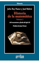 Papel HISTORIA DE LA MATEMATICA VOLUMEN 2