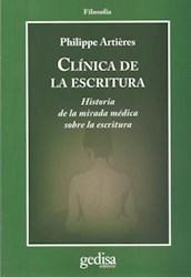 Libro Clinica De La Escritura