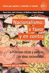 Libro Nacionalismo: A Favor Y En Contra