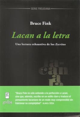 Papel Lacan A La Letra