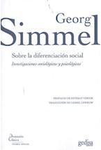Papel SOBRE LA DIFERENCIACION SOCIAL