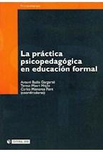 Papel La práctica psicopedagógica en educación formal