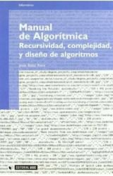 Papel Manual de Algorítmica