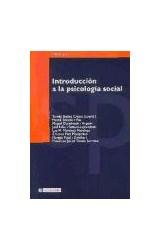 Papel INTRODUCCION A LA PSICOLOGIA SOCIAL