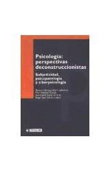 Papel PSICOLOGIA: PERSPECTIVAS DECONSTRUCTIVAS