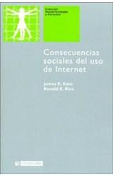 Papel CONSECUENCIAS SOCIALES DEL USO DE INTERNET