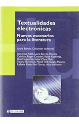 Papel Textualidades electrónicas