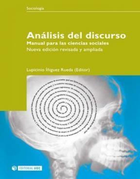 E-book Análisis Del Discurso. Manual Para Las Ciencias Sociales