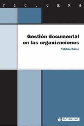 E-book Gestión Documental En Las Organizaciones