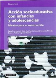 Papel Acción Socioeducativa Con Infancias Y Adolescencias