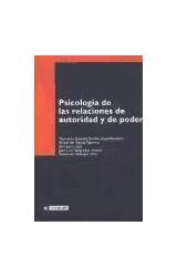 Papel PSICOLOGIA DE LAS RELACIONES DE AUTORIDAD Y DE PODER