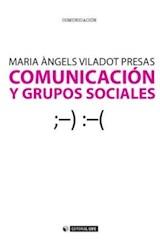 Papel Comunicación Y Grupos Sociales