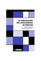 Papel La organización del conocimiento en Internet