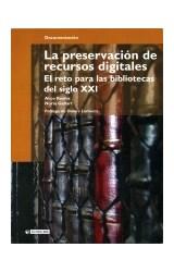 Papel La preservación de recursos digitales