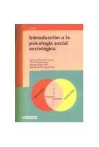 Papel INTRODUCCION A LA PSICOLOGIA SOCIAL SOCIOLOGICA