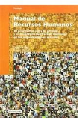 Papel Manual de recursos humanos