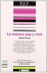 Papel La música poprock y El teatro contemporáneo