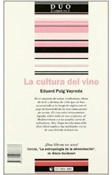 Papel La antropología de la alimentación y La cultura del vino