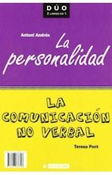 Papel LA COMUNICACION NO VERBAL LA PERSONALIDAD