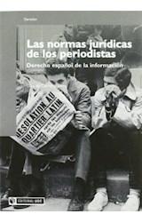 Papel Las normas jurídicas de los periodistas