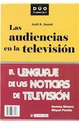 Papel Las audiencias en la televisión y El lenguaje de las noticias de televisión