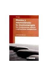 Papel MUSICA Y NEUROCIENCIA: LA MUSICOTERAPIA SUS FUNDAMENTOS, EFE