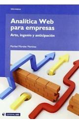 Papel Analitica Web Para Empresas.