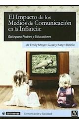 Papel IMPACTO DE LOS MEDIOS DE COMUNICACION EN LA INFANCIA: GUIA P