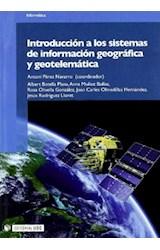 Papel Introducción a los sistemas de información geográfica y geotelemática