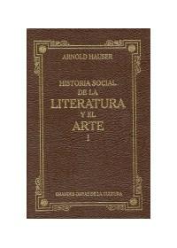 Papel Historia Social De Literatura Y Arte I
